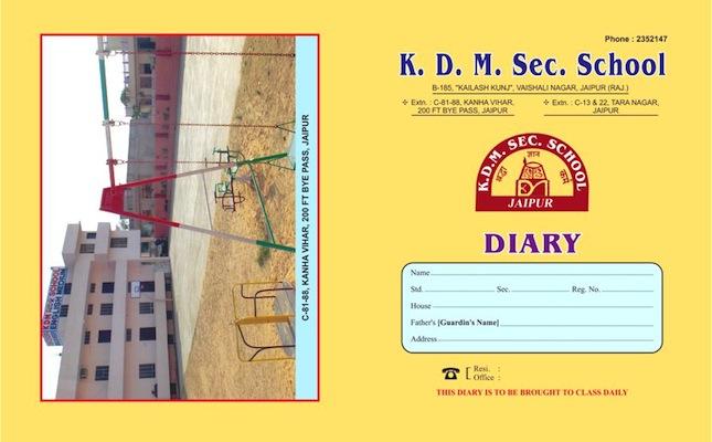 Diary Printing Jaipur